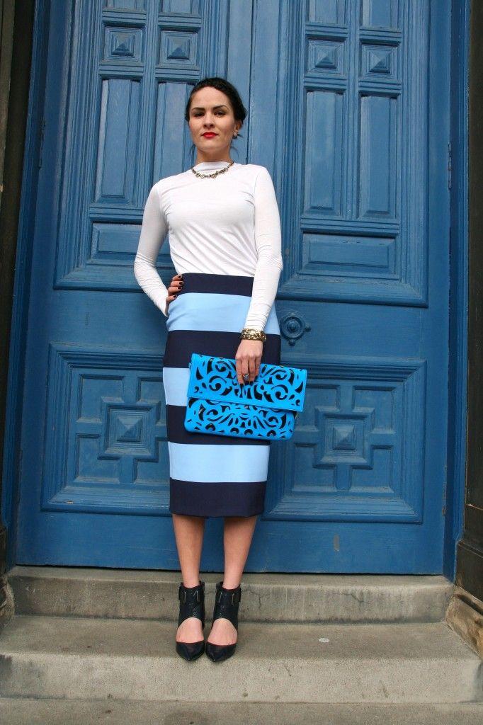 Как да комбинирате цветове и стилове дрехи