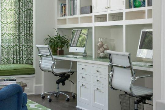Как да преобразите офиса за повече свободно място