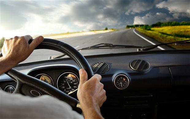 Въведение в управлението на автомобила