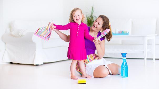 Чистота - успехът и здравето